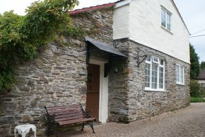 Stables Cottage outside