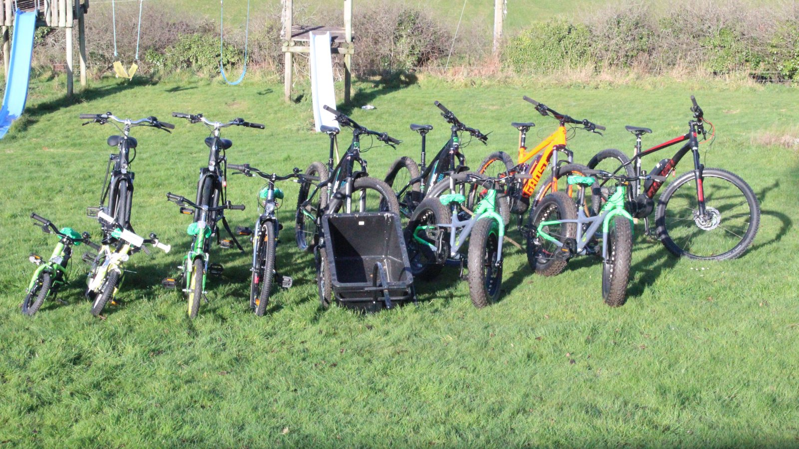 Summercourt Bikes