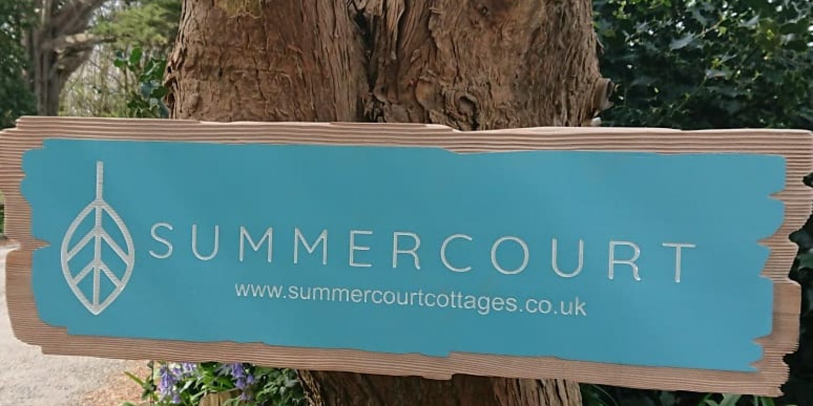 New Summercourt sign